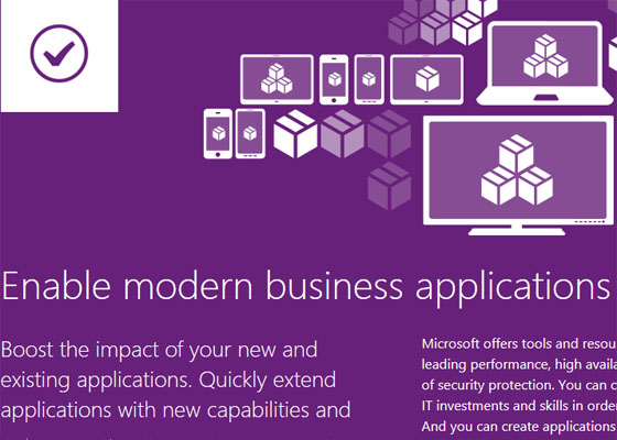 IT Enabled Modern Business Applications