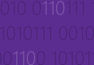 Code samples illustration containing ones and zeroes, learn about code samples for Office apps