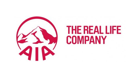 Logo of AIA, the real life company, read the case study of how AIA uses Office 365 to transform customer care
