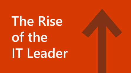 Rise of the IT leader