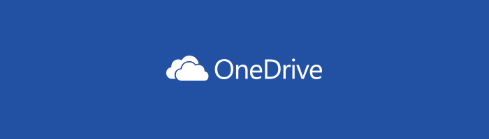 An icon of OneDrive