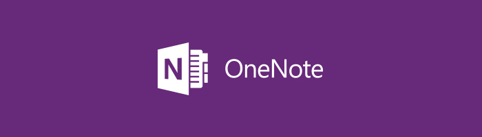 An icon of OneNote