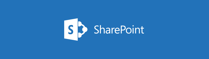 An icon of SharePoint