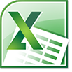 Excel logo, learn about Microsoft Excel 2010