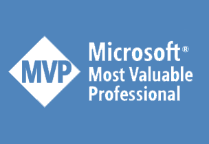 MVP program logo, go to the Most Valuable Professionals information page
