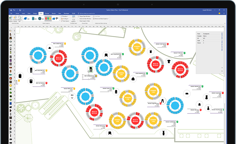 Flowchart Maker & Diagramming Software - Visio 2016