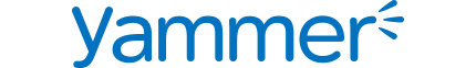 Image of the Yammer logo.
