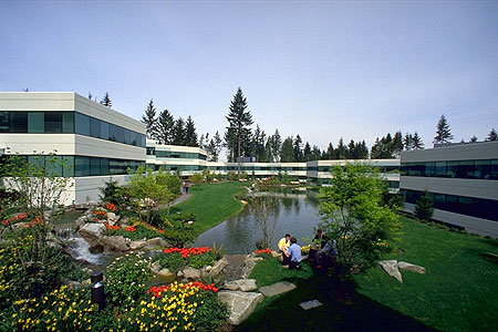 microsoft office redmond wa. Building The Microsoft Campus Office Redmond Wa F