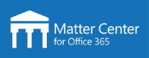 Matter Center for Office 365 icon