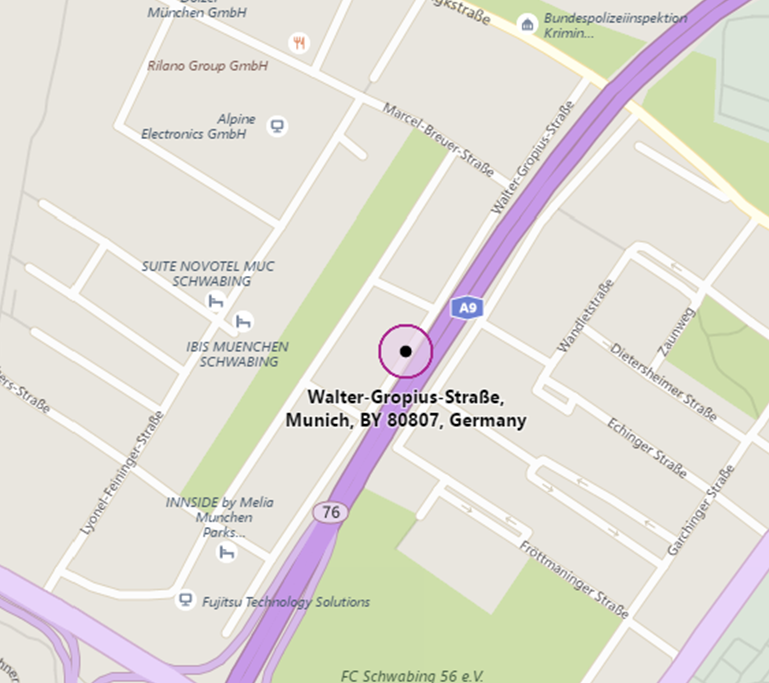 Microsoft technology center munich map of mtc munich ccuart Images