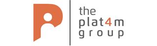 The Plat4m Group logo