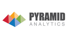 Pyramid Analytics brand logo
