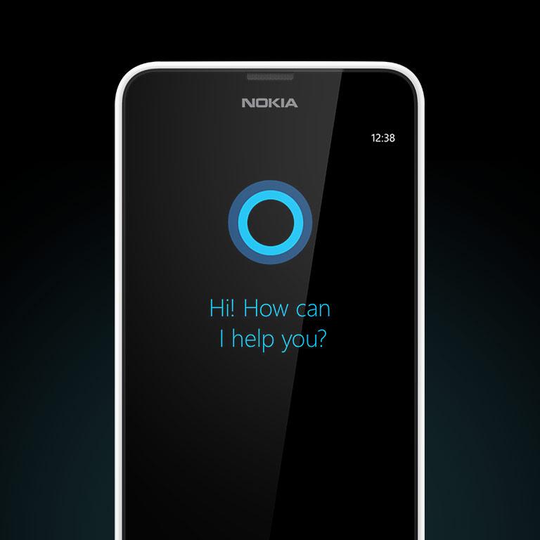 Meet Cortana. Available now on the Lumia 635.