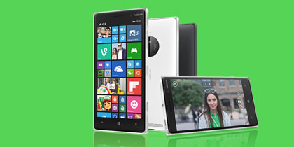 Live it. Sync it. Share it. Experience Lumia 830.