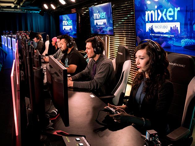 Microsoft Mixer Studio