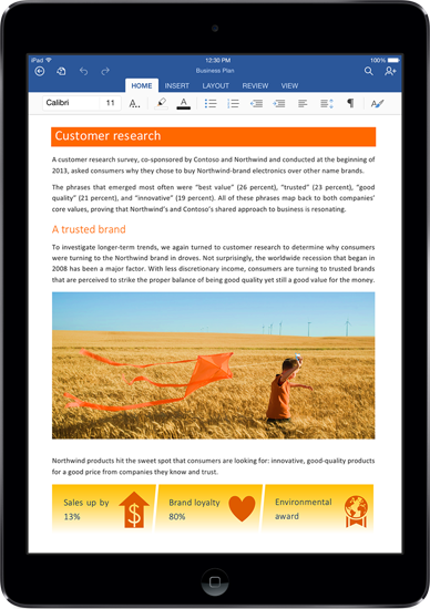 How to Edit SharePoint Online Files on the iPad