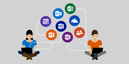 Collaborate for free with Office Online.