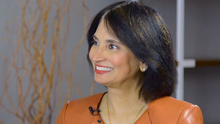 Interview with Microsoft Board Member Padmasree Warrior