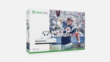 Xbox One S Madden NFL 17 Bundle, buy now