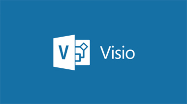 Visio logo. Visit the Visio Blog for news and information about Visio.