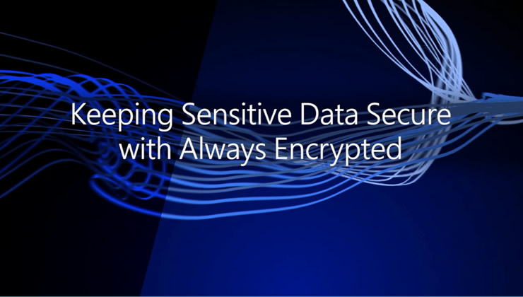 Most data breaches involve the theft of critical data such as credit card numbers or personally identifiable information (PII). In this session, you will learn how Always Encrypted in SQL Server 2016 helps protect such sensitive data inside a database.