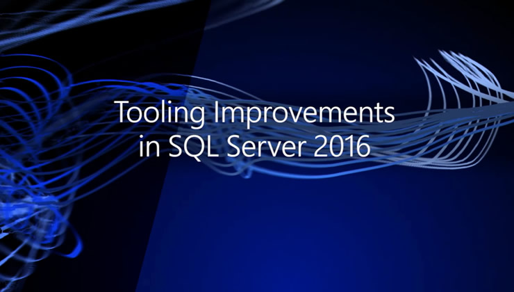 Get a brief overview of new investments in SQL Server Management Studio and SQL Server Data Tools coming in SQL Server 2016.  Ken and Kevin will highlight topics such as new monthly updates, query analysis improvements, wizard and dashboard support for Standard Edition Availability Groups, the connection experience in SSDT, and developer productivity improvements.