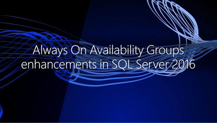AlwaysOn Availability Groups is extremely popular in enterprise deployments where availability is critical to the success of the application. Learn about the advances being made in SQL Server 2016 to unblock even more scenarios and increase performance.