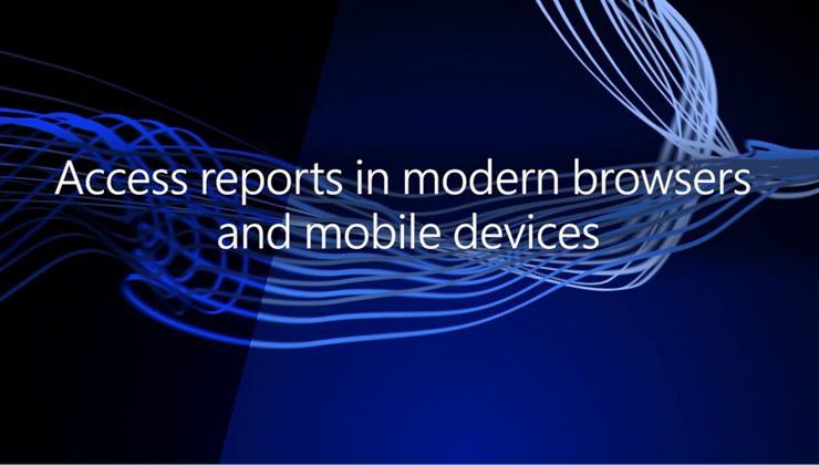 With SQL Server 2016 Reporting Services, you'll access both traditional paginated reports and new mobile reports using modern browsers and a brand-new web portal built on HTML5 technology. Plus, learn how to access your KPIs and mobile reports on your smartphone or tablet using the Power BI apps available for all major mobile platforms.