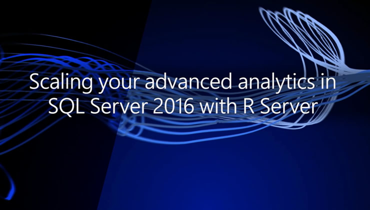 Microsoft R Server is an essential component in SQL Server R Services, a new feature in SQL Server 2016 allowing you to build predictive applications at scale using the popular open-source R language. Here we'll learn about R Server in a nutshell—how it scales your advanced analytics, what functions and algorithms come in the box, what's the difference between in-database R Services and a standalone R Server, and more.