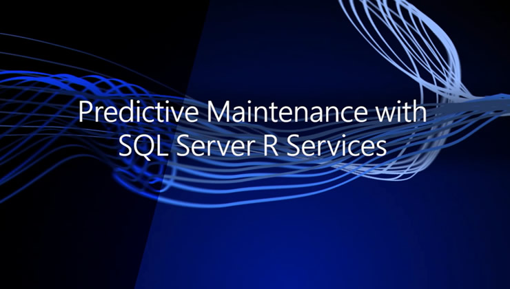 SQL Server R Services is a new feature in SQL Server 2016 allowing you to build predictive applications at scale using the popular open-source R language. Here you'll learn how R Services can be used to predict machine failures, producing a more cost-effective maintenance model. This is just one example for a variety of smart applications that can be built or enhanced using R Services.