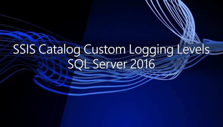In this session, you'll get a glimpse of new functionalities included within SQL Server 2016 Integration Services (SSIS). You'll understand how to define custom logging levels for package executions within the SSIS Catalog and learn about the ssis_logreader role to see the SSIS logs without needing to be a database administrator. Plus, we'll address certain benefits—from how to capture the exact information you need to the flexibility of roles and reporting—to get deeper insights into SSIS package catalogs.