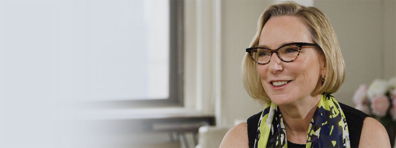 Interview with Microsoft Board Member Sandra Peterson