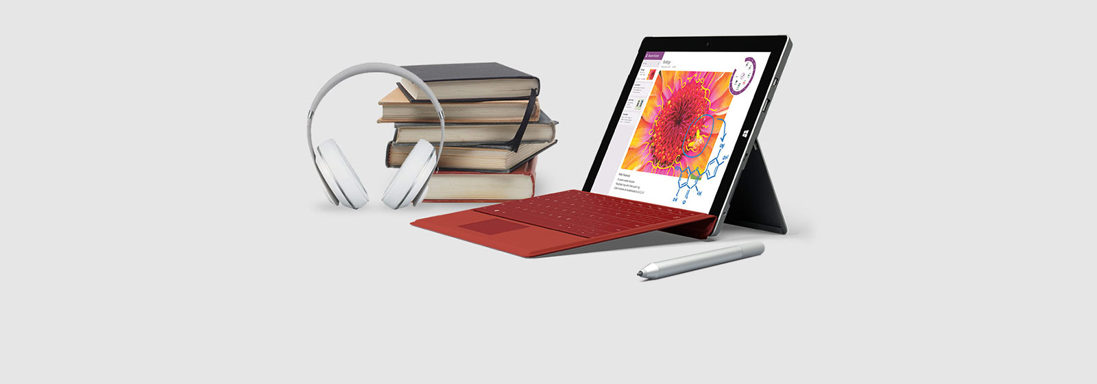 Limited-time: Surface 3 comes with a year of Office 365 Personal.