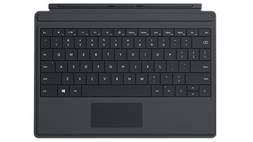 Surface 3 Type Cover (Black)