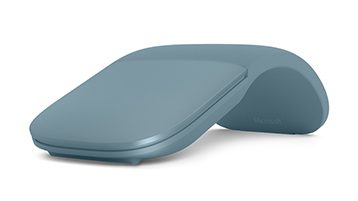 Surface arc mouse Aqua Blue