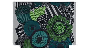 Siirtolapuutarha Marimekko Special Edition Type Cover for Microsoft Surface Pro