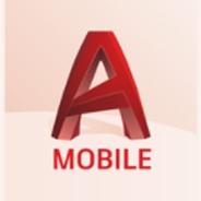 AutoCAD mobile logo