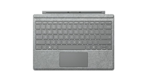 Surface Type Cover A Laptop Keyboard To Get Work Done