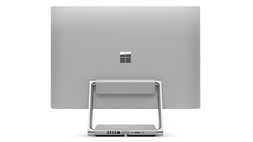 Surface Studio 2 rear view