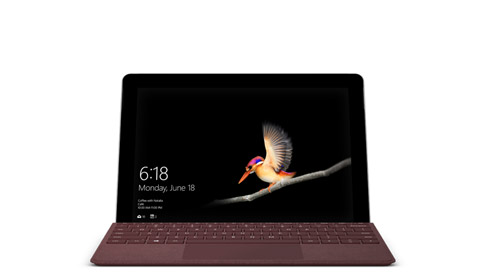 New Surface Go