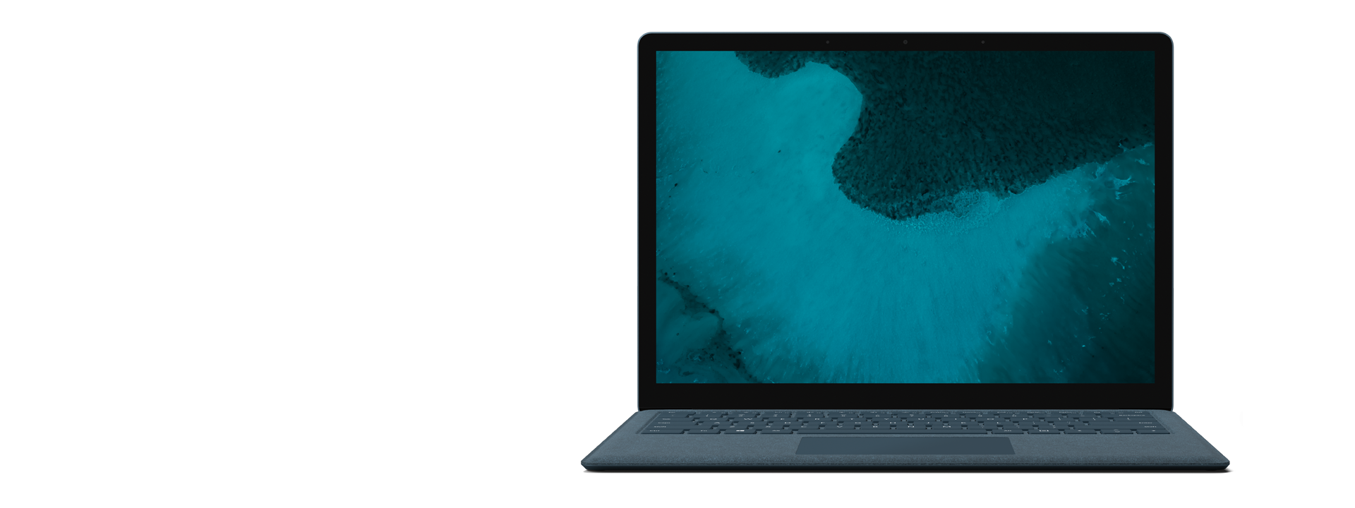Cobalt Blue Surface Laptop 2