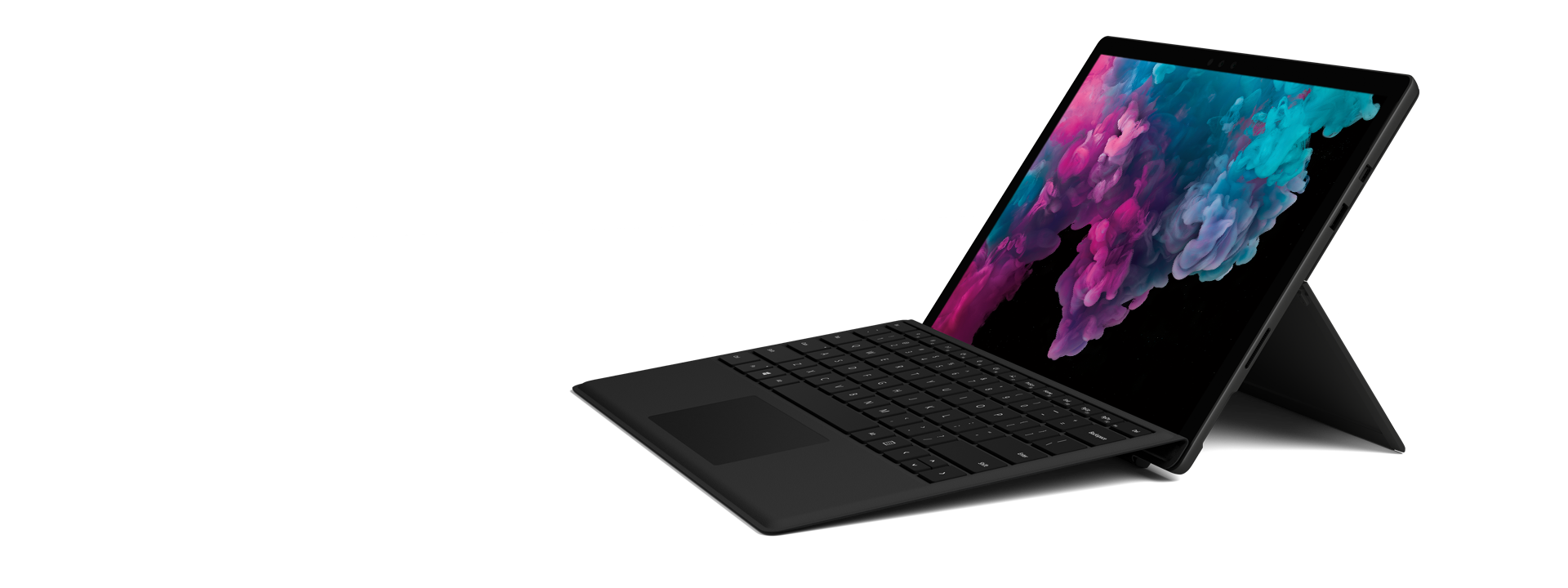 Black Surface Pro 6