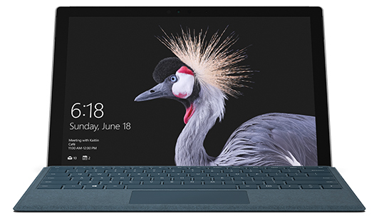 Microsoft Surface Pro Specs | Exceptional power and performance