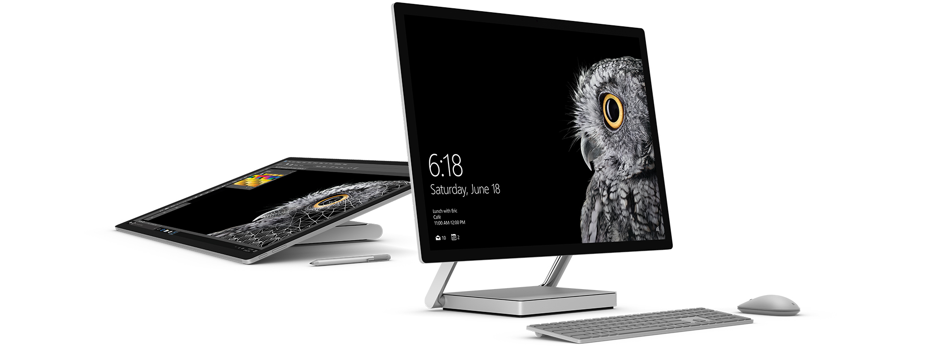 Introducing Microsoft Surface Studio