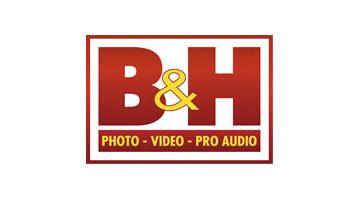 B&H Photo &Video logo