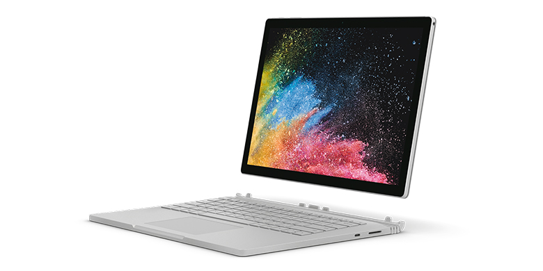 Surface Book 2 with detachable display