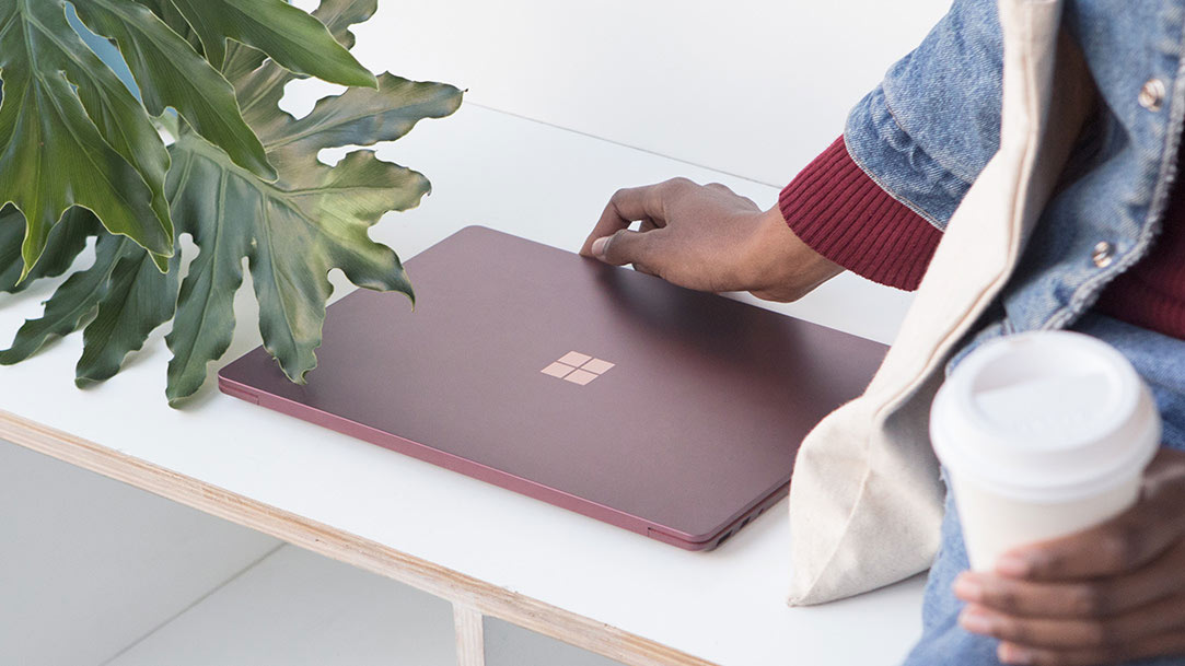 Surface Laptop - Innovation & Elegance Combined