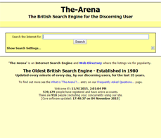 The-Arena - Search