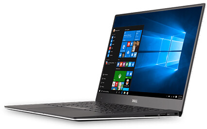 Dell XPS 13 Core i7 laptop