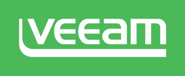 Global sponsor Veeam